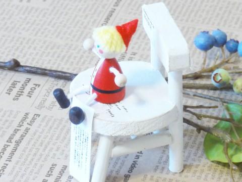 帯広通販夢雑貨MOMO・もも・モモ レスニー人形クリスマスサンタ男の子2
