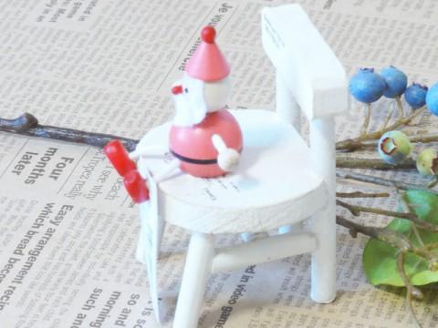 帯広通販夢雑貨MOMO・もも・モモ レスニー人形クリスマスサンタピンク2