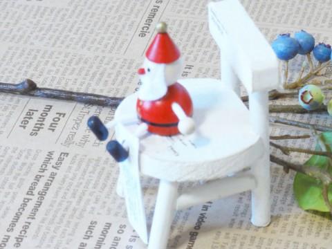 帯広通販夢雑貨MOMO・もも・モモ レスニー人形クリスマススサンタレッド2