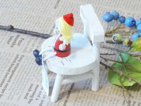 帯広通販夢雑貨MOMO・もも・モモ レスニー人形クリスマスサンタ女の子2