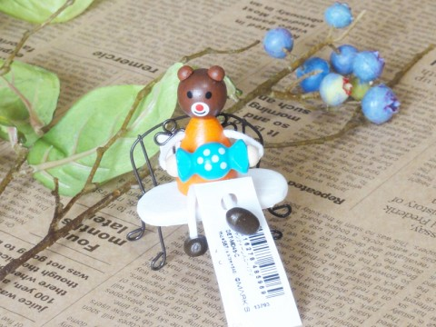 帯広通販夢雑貨MOMO・もも・モモ キャンディレスニー人形クマ2