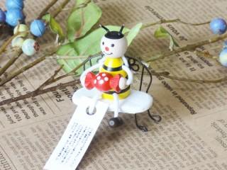 帯広通販夢雑貨MOMO・もも・モモ キャンディレスニー人形ハチ1
