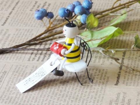 帯広通販夢雑貨MOMO・もも・モモ キャンディレスニー人形ハチ3