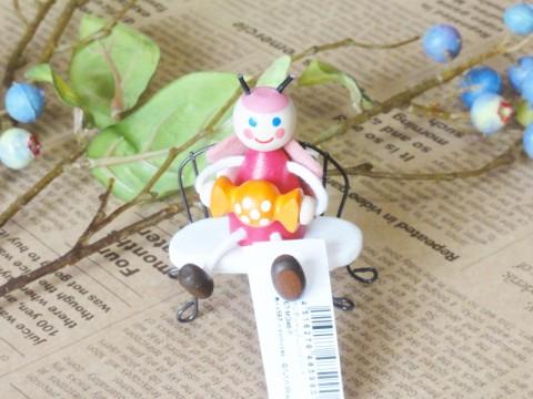 帯広通販夢雑貨MOMO・もも・モモ キャンディレスニー人形チョウチョ2