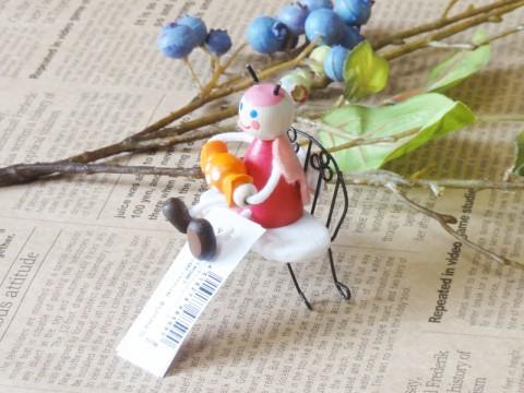 帯広通販夢雑貨MOMO・もも・モモ キャンディレスニー人形チョウチョ3