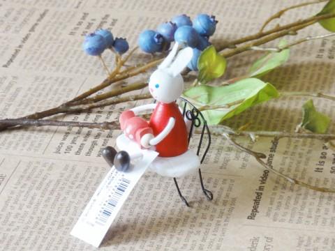 帯広通販夢雑貨MOMO・もも・モモ キャンディレスニー人形ウサギ3